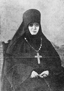 Игумения Мария